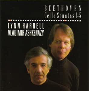Cello Sonatas 1-5