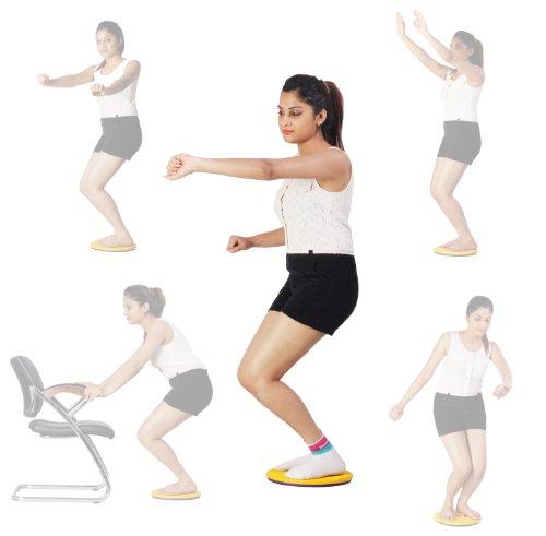 Точечный массаж Пирамида Twister для фигурного Tone-Up, позвоночника Фитнес, ABS Triming