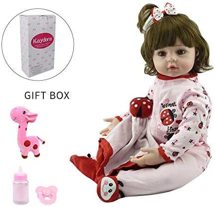 Kaydora Reborn Adorable Toddler Named product image