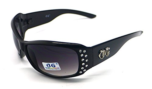 Gafas de Mujer Hombre OG3026 Sunglasses Sol Espejo rrfzqd7x