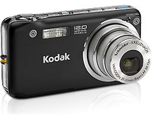 amazon com kodak easyshare v1253 12 mp digital camera with 3 rh amazon com