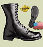 Corcoran Men's 1500 10' Jump Work Boot Round Toe Black 11 D