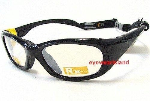 57164c26327 Liberty Sport F8 Morpheus 2 Eyeglasses Shiny Black 1 Optical Frame (A-53 B
