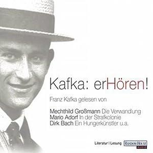 Kafka: erHören! Hörbuch