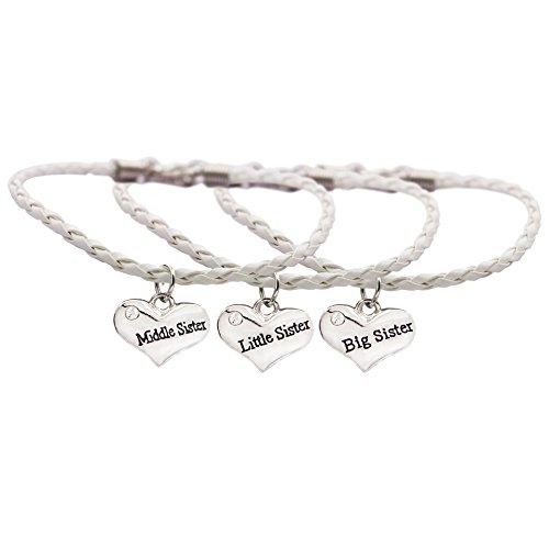Zealmer Sisters Bracelet Jewelry Knitted