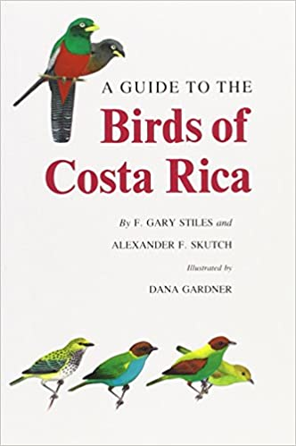 Costa Rica Wildlife A Folding Pocket Guide to Familiar Species A Pocket Naturalist Guide
