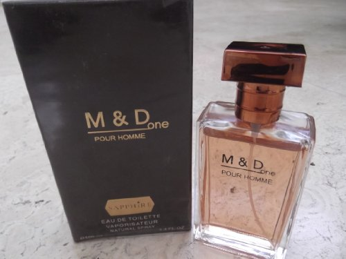 M & D One Perfume Cologne an Impression our Version of Dolce & Gabana The One for Men - Gabana Men And Dolce