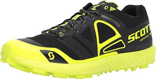 (Scott Men's Supertrac RC Black/Yellow 11.5 M)