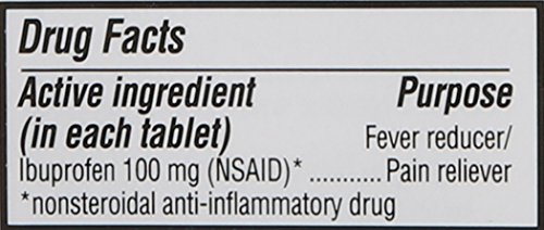 Advil-Junior-Strength-Fever-ReducerPain-Reliever-100mg-Ibuprofen-Grape-Flavor-24-Count-Chewable-Tablets