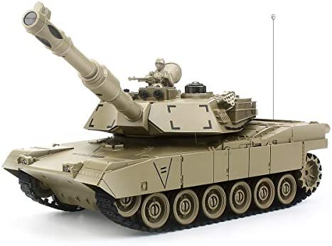 Amazon.com: EAHUMM Rc Tanks, 1:28 M1A2 American Tank Army Tank Toys for  Boys,9 Chanels Romote Control Vehicles with Sound and Light,Military Toys  for Kids Boys Girls (Khaki): Toys & Games