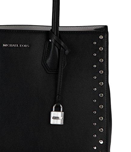 9101082d4b 30S7SZ4T3L Michael Michael Kors Shopping Donna Borsa Tote Mercer grande in  pelle con borchie Mod.