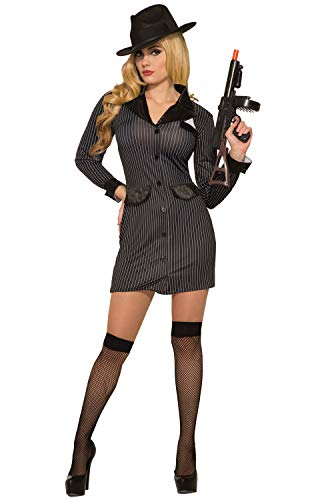 (Forum Novelties Womens Gangster'S Girl Costume)
