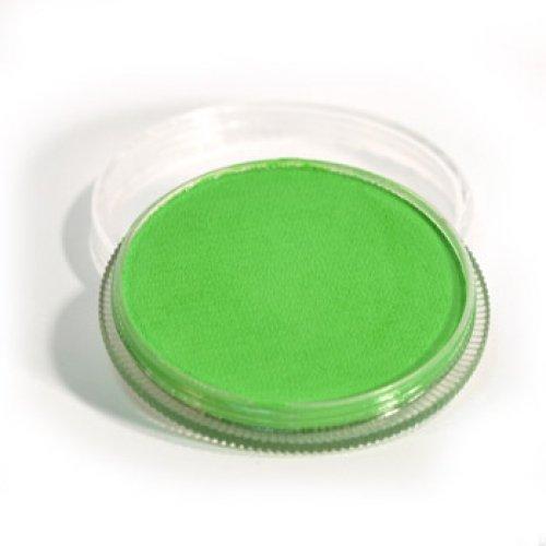 Wolfe Face Paints - Light Green 57 (1.00 oz/30 gm) ()