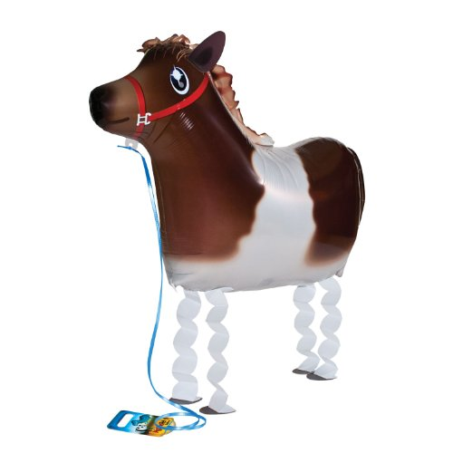My Own Pet Balloons Pony Farm Animal