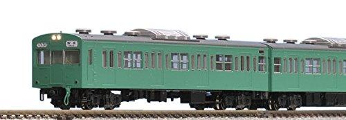 TOMIX Nゲージ 103 1000系通勤電車 常磐 成田線 冷改車 基本セット 4両 98272 鉄道模型 電車 B075MY6D6G