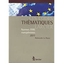 Normes ifrs europeennes