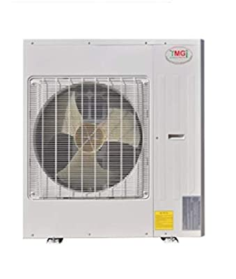 YMGI Five Zone - 66000 BTU Wall Mount Ductless Mini Split Air Conditioner with Heat Pump for Home, Office, Apartment with 25 Ft Lineset Installation Kits (9K+9K+12K+12K+24K)