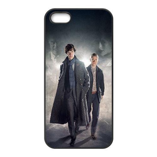 Ha Sherlock Film assuré majoré BJ22BP9 coque iPhone 4 4s téléphone cellulaire cas coque B4SL4O5RV