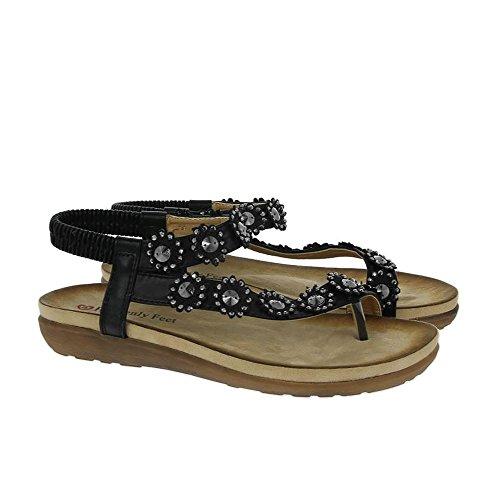 Heavenly Feet Lulu - Black