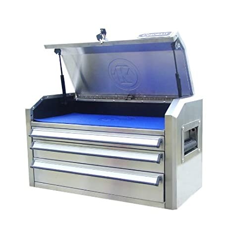 Amazon Com Kobalt  Stainless Steel Tool Chest Lw26ss07 Tb03 Home Improvement