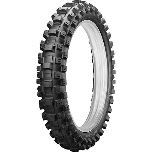 Dunlop Geomax MX32 Soft/Intermediate Rear Tire - 80/100-12, Position: Rear, Rim Size: 12, Tire Application: Soft, Tire Size: 80/100-12, Tire Type: Offroad, Load Rating: 41, Speed Rating: M 32MX-65