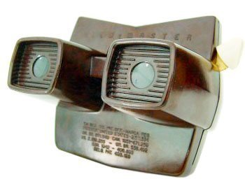 ViewMaster Model E Bakelite Viewer - 1955-1961 (Viewmaster Model E)
