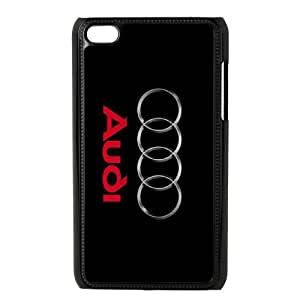 iPod Touch 4 Case Black Audi YR125219
