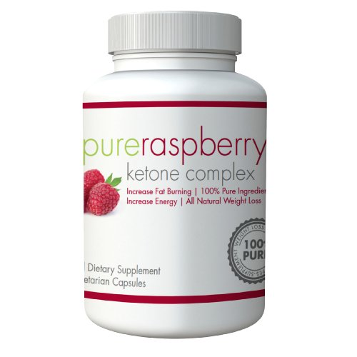 Pur Framboise cétones complexe, plus haute qualité, Natural Weight Loss et suppression de l'appétit, 500mg 60ct par portion par PureMozee