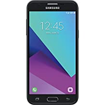 Samsung Galaxy J3 (2017) 16GB 4G LTE Unlocked Smartphone - Black (Certified Refurbished)