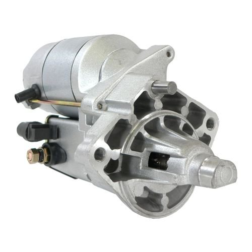 DB Electrical SND0270 Starter For Chrysler 3.3 3.3L 3.8 3.8L Town & Country 99 00 01 02 03 04/ Dodge 3.3L 3.8L Caravan 99-04/ Plymouth 3.3L 3.8L Voyager 99 00/4686045AB, 228000-7640, 228000-7641 (Voyager Town & Country Caravan)