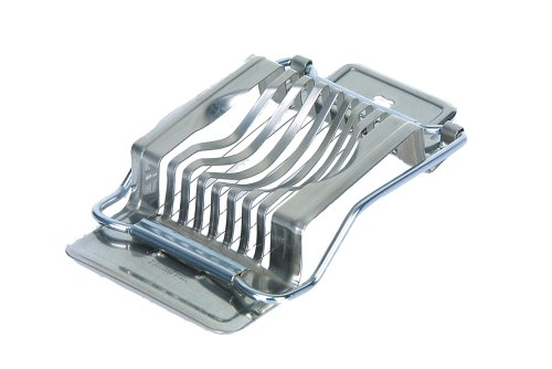 Faringdon Stainless Steel Egg Slicer Dexam 17840474 kitchen accessories grater