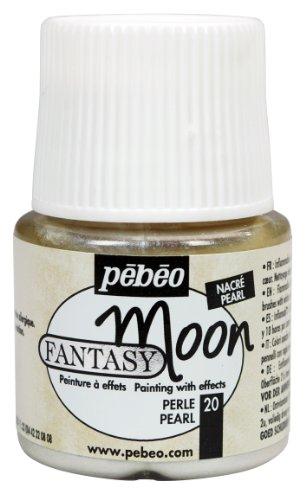 PEBEO Fantasy Moon, 45 ml Bottle - Pearl