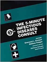 The 5-minute infectious diseases consult author Sherwood L