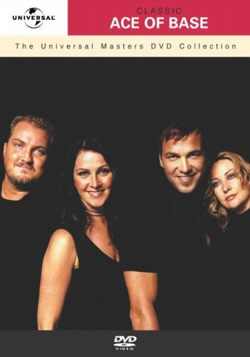 Ace Tv (The Universal Masters DVD Collection: Classic Ace of Base)