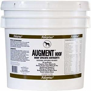Adeptus Nutrition Augment Hoof EQ Joint Supplements, 22 lb./12 x 12 x 12