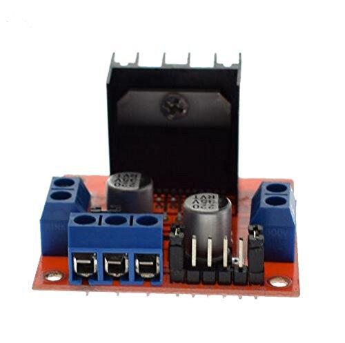 L298N motor driver board module L298 for arduino stepper motor smart car robot 10pcs by Swiftflying (Image #3)