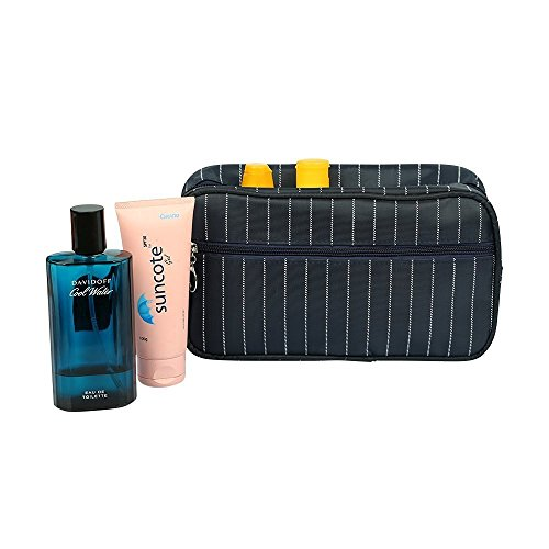 Vepson Travel Cosmetics Makeup Bag Toiletry Kits Pouch  Multicolor