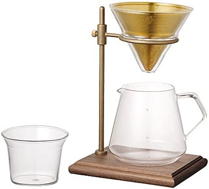 Kinto Coffee Brewer 5 Piece Stand Set