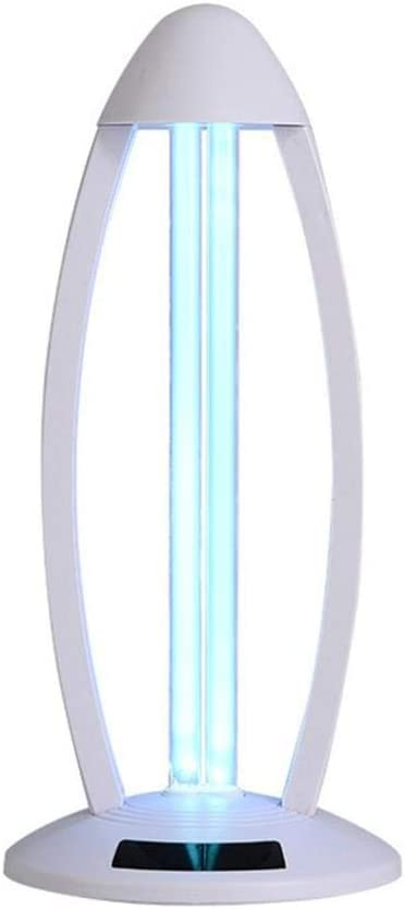 Casa lampada a raggi ultravioletti 3 blocco timer sterilizzatore lampada UV 50W ozono quarzo lampada UV germicida UVC disinfezione luce US Plug-1 1
