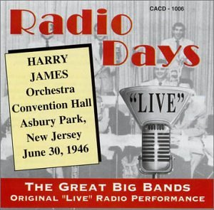 Radio Days: Convention Hall Asbury Park, NJ - June 30, - Days Canby