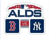 Baseball 2018 ALDS Team PIN RED SOX VS. Yankees World Series Playoffs