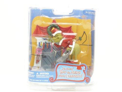Du bist ein Bösewicht Mr. GRINCH Figuren Diorama Weihnachten Geschenke ca. 12cm