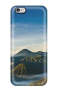 Excellent Design Stratovolcano Bromo Phone Case For Iphone 6 Plus Premium Tpu Case