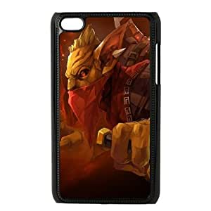 Defense Of The Ancients Dota 2 BOUNTY HUNTER iPod Touch 4 Case Black ASD3781086