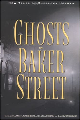 Amazon com: The Ghosts in Baker Street : New Tales of Sherlock