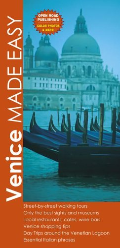 Download Venice Made Easy (Open Road Travel Guides) pdf