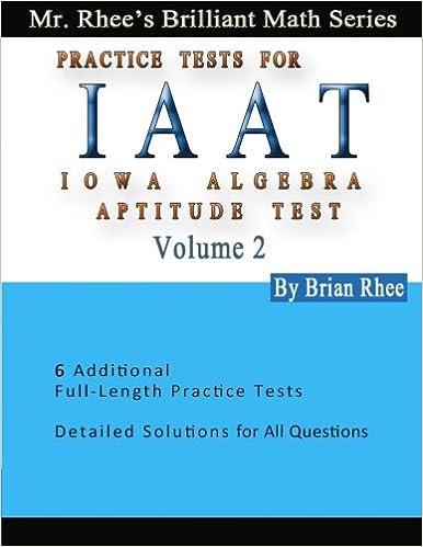 Iaat2 practice tests yeon rhee 9781541393394 amazon books iaat2 practice tests 1st edition fandeluxe Gallery