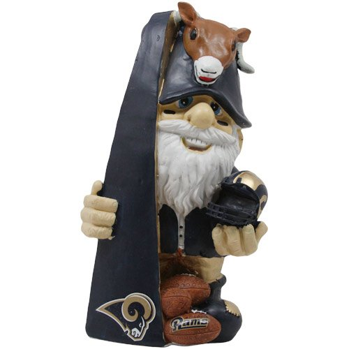 FOCO NFL St. Louis Rams Thematic Gnome - 2nd Version