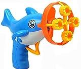 Many Bubbles hand Ray Bubble gun