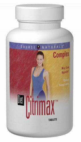 Source Naturals Diet Citrimax Complex, 240 Tablets by Source Naturals